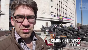Simon Ostrovsky, reporting from Donetsk