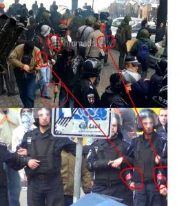 Odessa_policemen_russian_badges