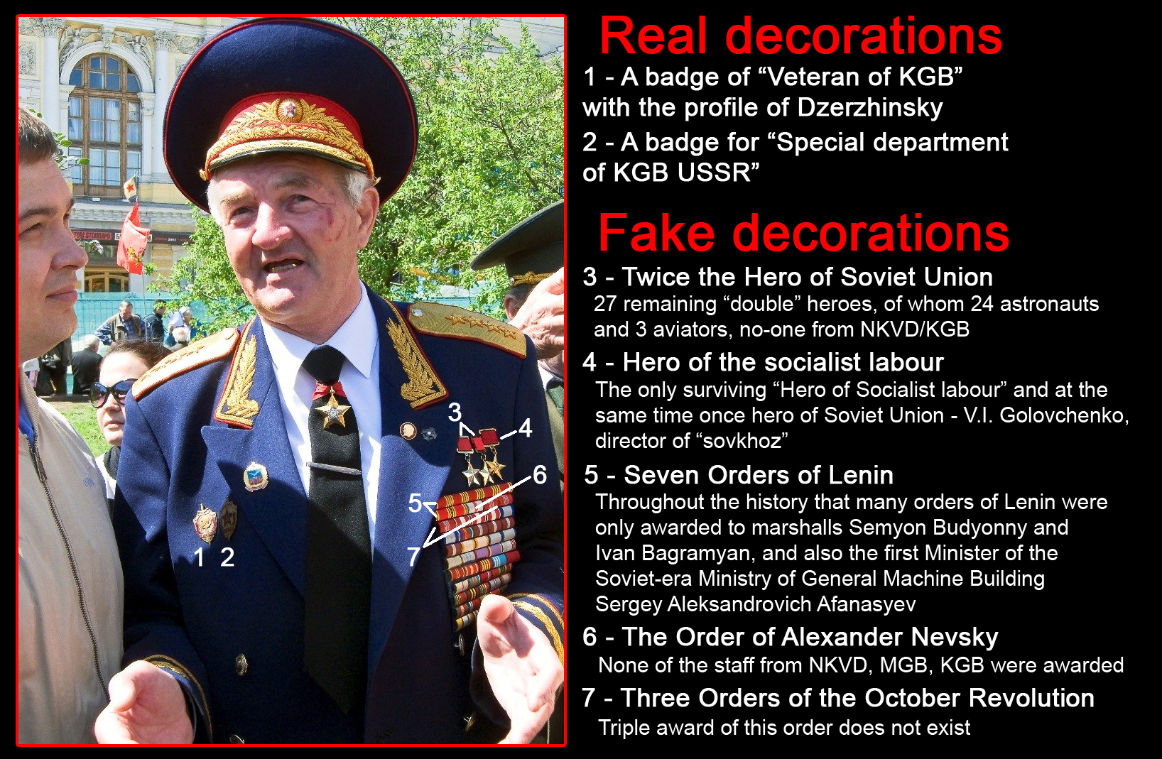 The real heroes of Russia 57