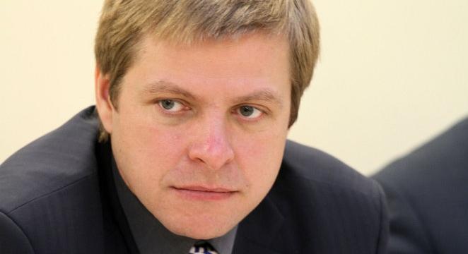 Remigijus Šimašius, member of Lithuanian Parliament, former Minister of Justice